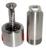 Cartridge Style Stainless Steel Filter Holder Open