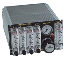 Sample Gas Distribution Module
