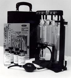 Industro Model B Orsat Analyzer Flue Gas Analyzer
