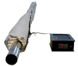 "Controllable Heated/Insulated Electrical Blanket at 166"" in length"