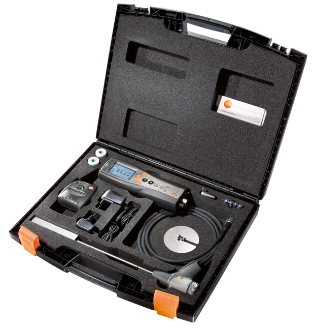 Testo 340 Kit with Case