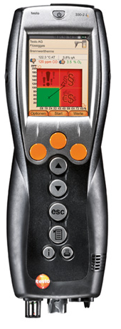 Testo 330 Analyzer