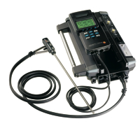 Testo 350 XL Flue Gas Analyzer