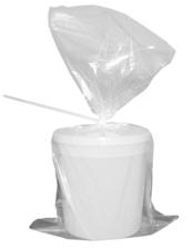 Clean tared teflon beaker liner