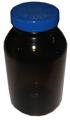 950 ml amber bottle with teflon liner