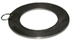 Port adapter 4 inch flange