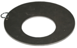 Port adapter 6 inch flange