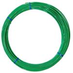 Green Teflon Tubing Coil